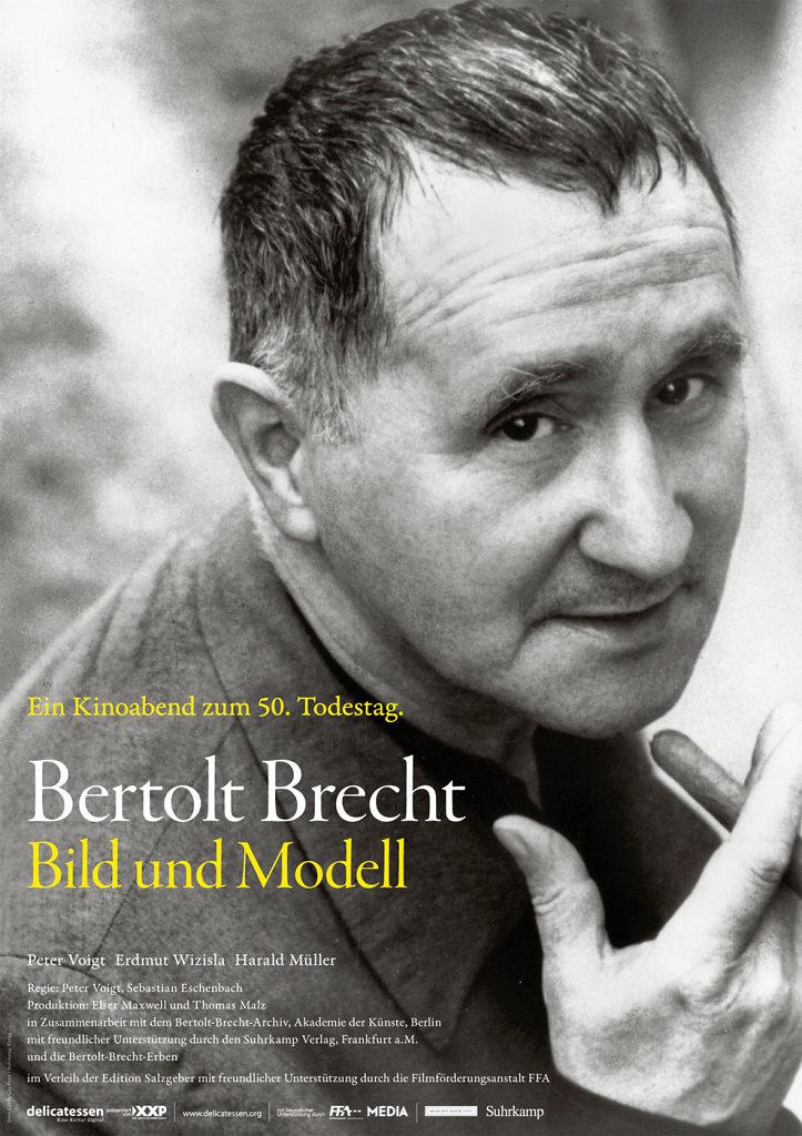 Bertolt Brecht — Bild und Modell