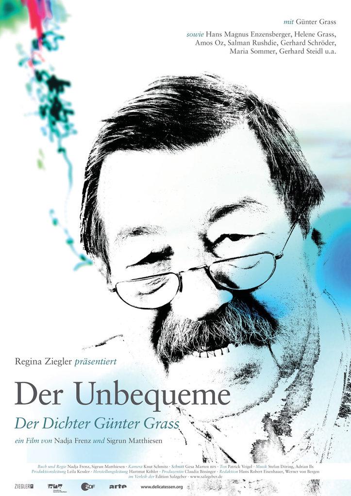 Der Unbequeme — Der Dichter Günter Grass