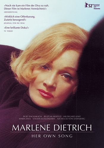 Marlene Dietrich — Her Own Song