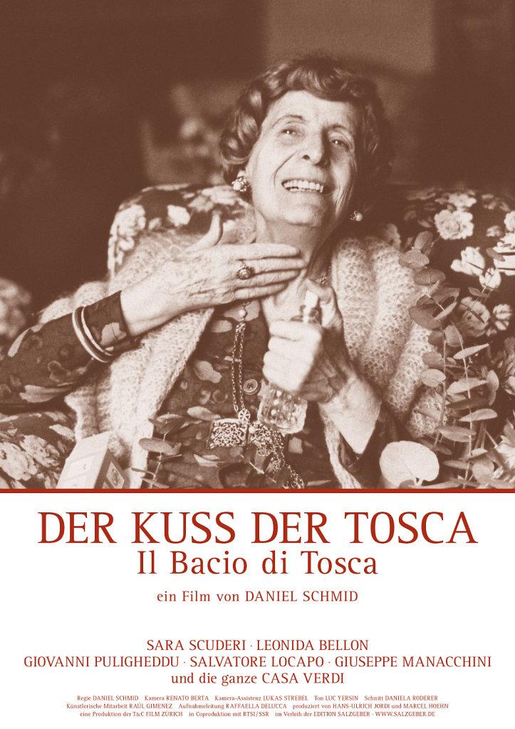 Der Kuss der Tosca — Il bacio di Tosca
