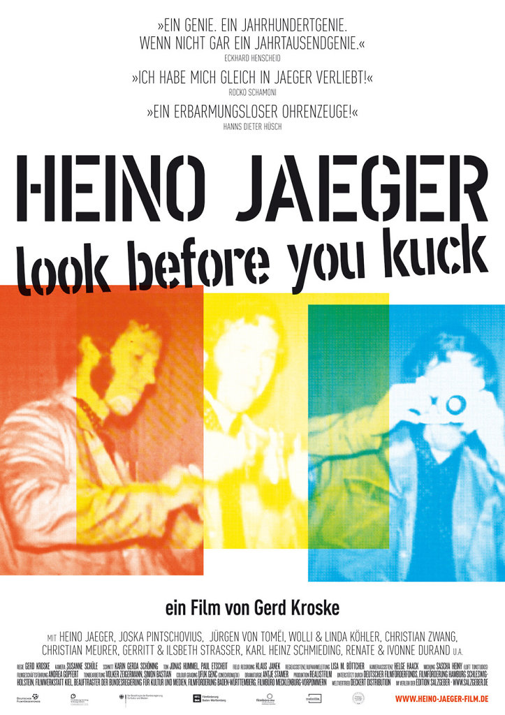 Heino Jaeger —Look before you kuck
