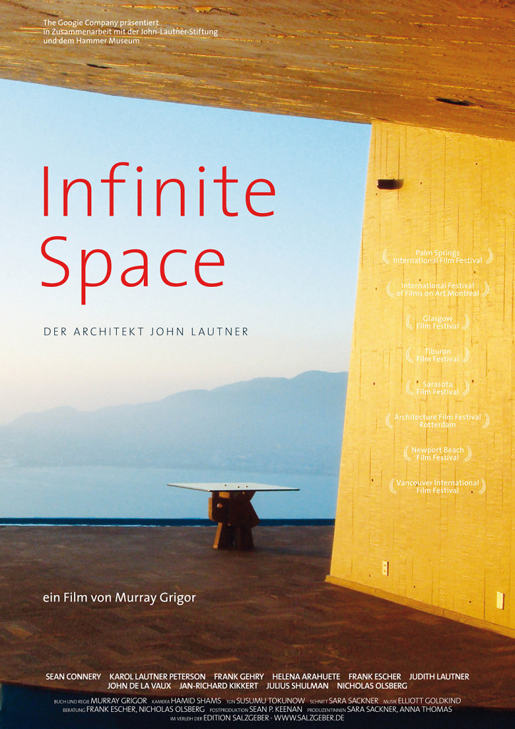 Infinite Space — Der Architekt John Lautner