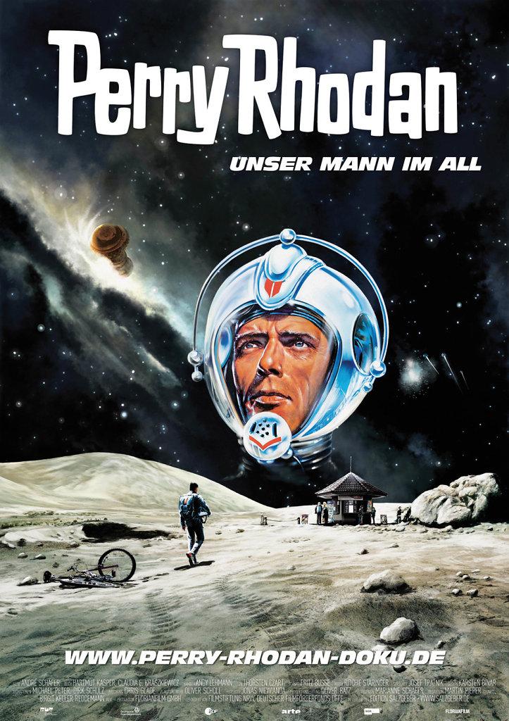 Perry Rhodan —Unser Mann im All