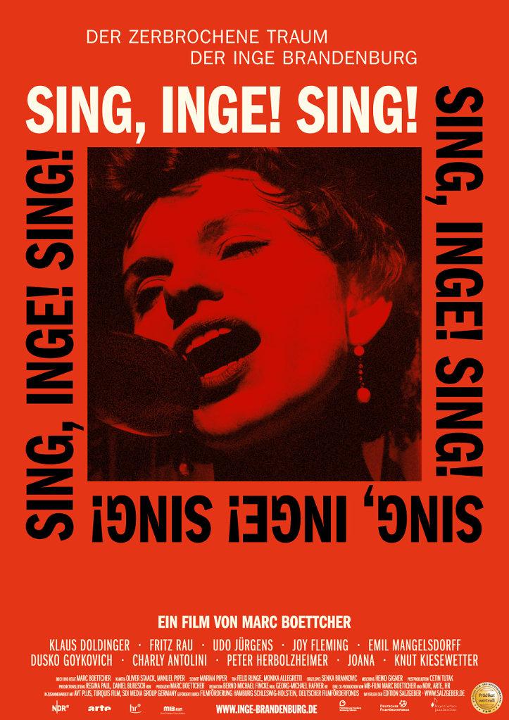 Sing! Inge, sing! (Entwurf)