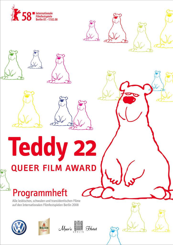 Teddy 22 · Programmheft