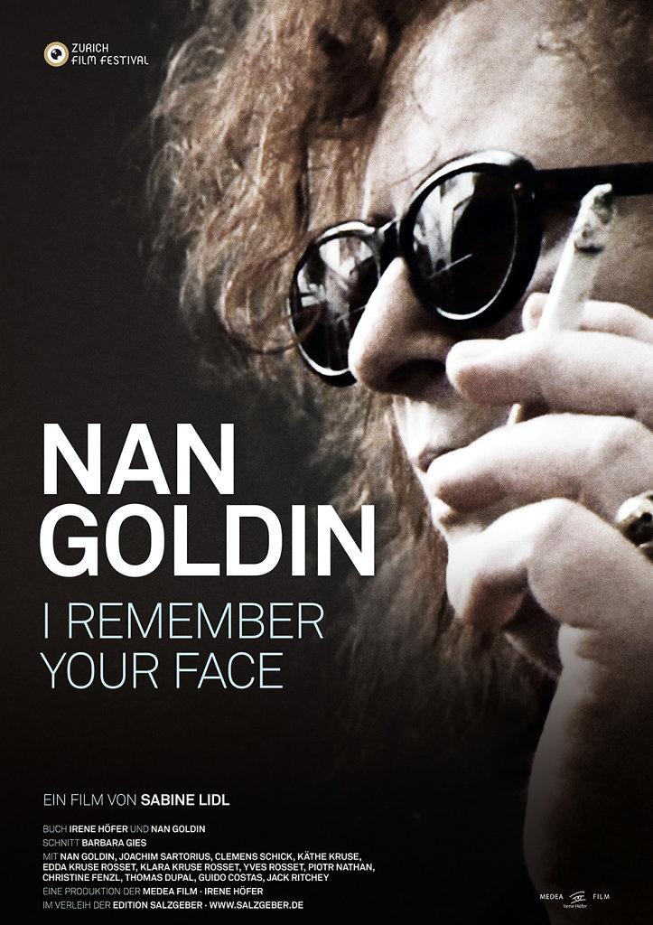 Nan Goldin — I remember your face
