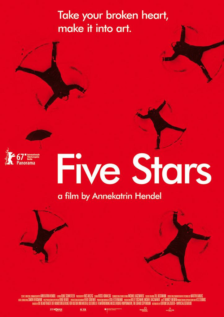 Fünf Sterne (Festival-Version englisch)
