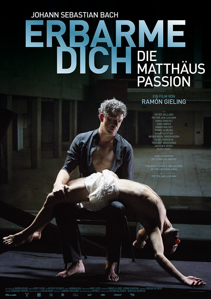 Erbarme dich – Die Matthäus-Passion