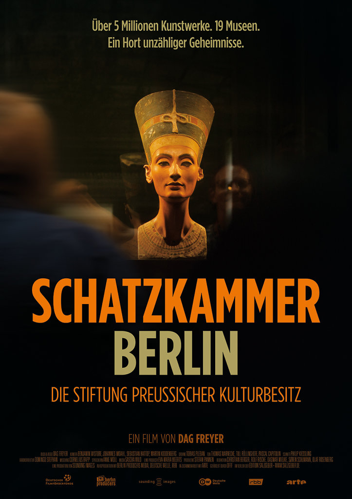 Schatzkammer Berlin — Die Stiftung Preußischer Kulturbesitz