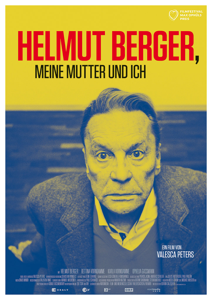 Helmut Berger, meine Mutter und ich (Festival-Version)