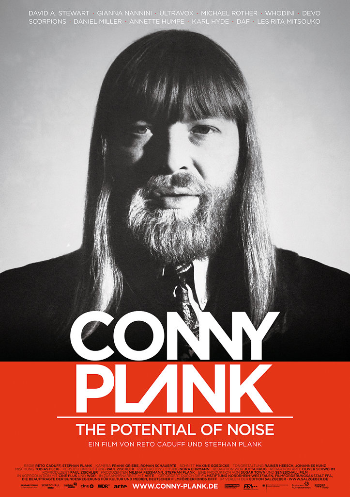 Conny Plank –The Potential of Noise