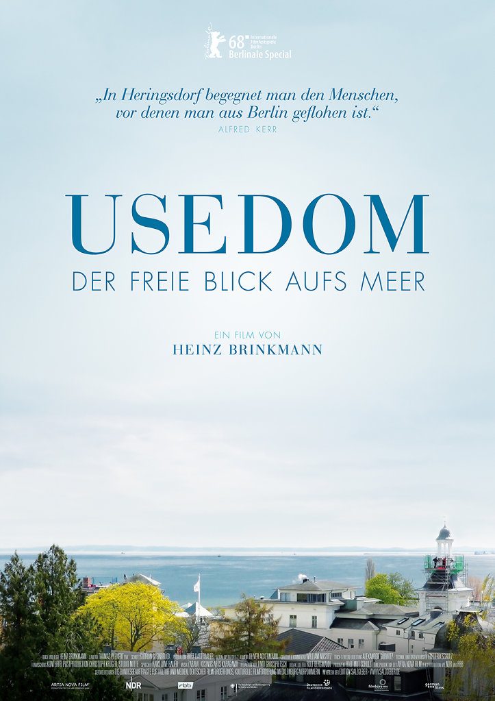 Usedom — Der freie Blick aufs Meer