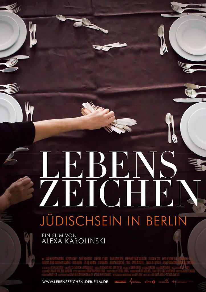 Lebenszeichen — Jüdischsein in Berlin (Festival-Version)